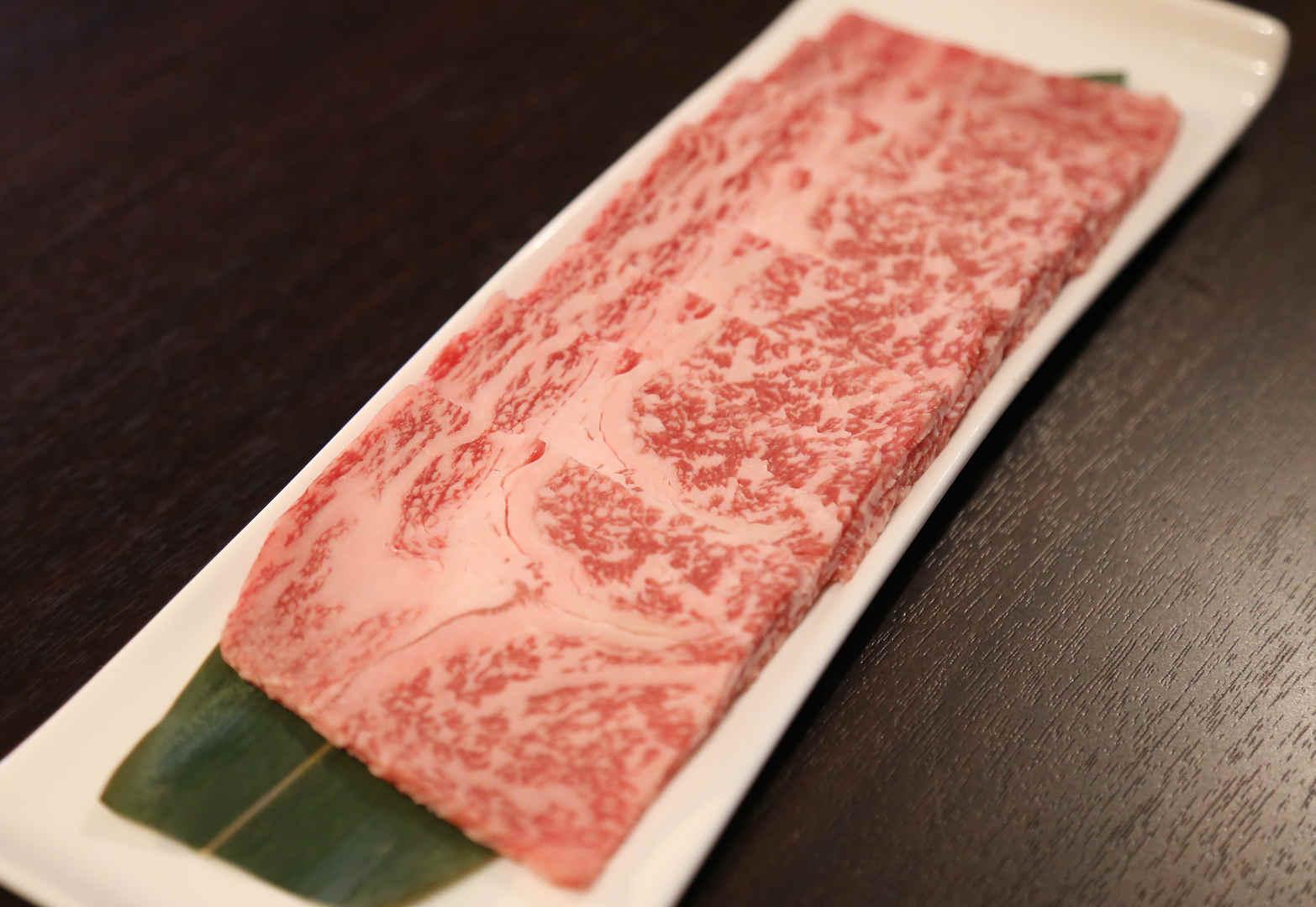 Hokkaido A-Grade Beef 1